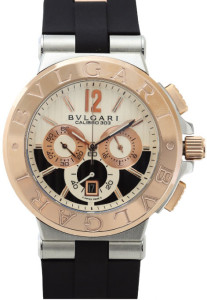 Bulgari Calibro 303