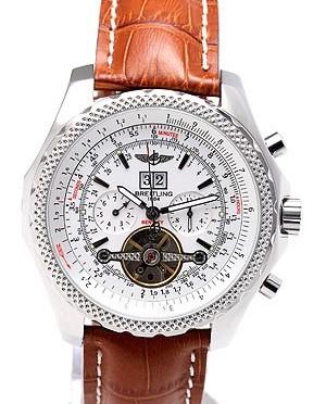 Relógio Réplica Breitling Bentley Motors Branco