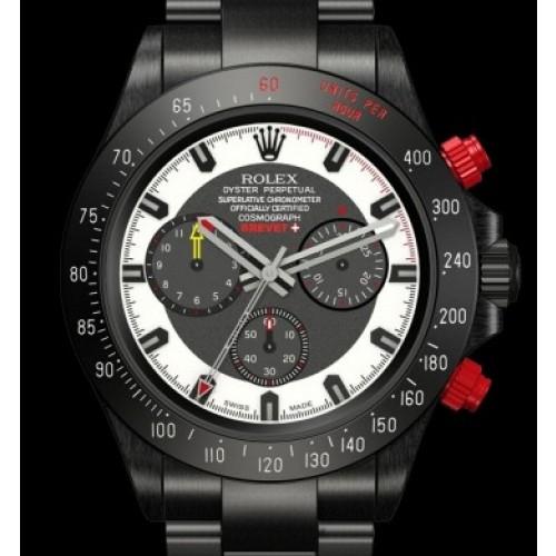 3d4a9c43855 Réplica do relógio Rolex Daytona em todos os detalhes