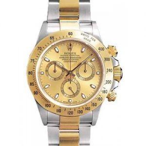 O Rolex falso que parece de verdade tem poder de enganar até pessoas especialistas em falsificações de relógios luxuosos.