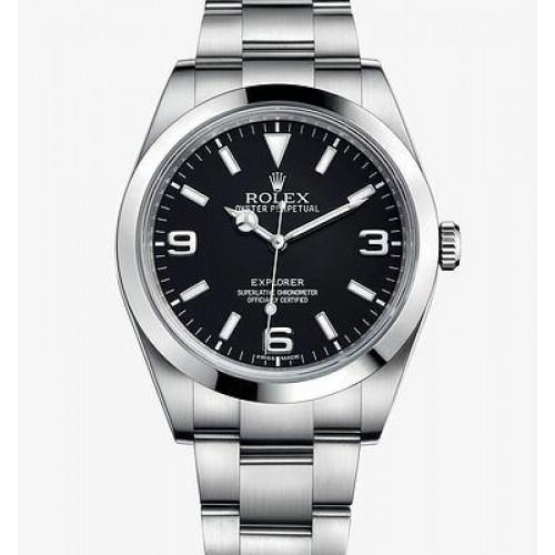 Rolex réplica perfeita New Explorer 1