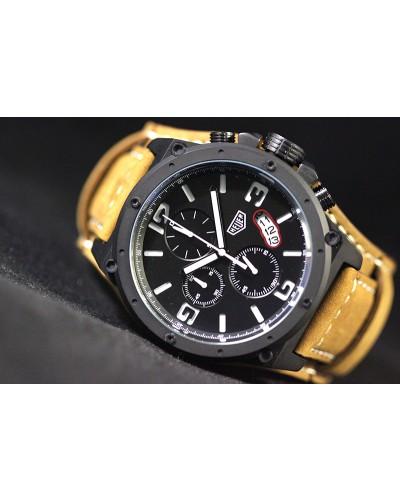 79beb614b26 Réplica do relógio Tag Heuer Pesca Submariner  Look e aventuras