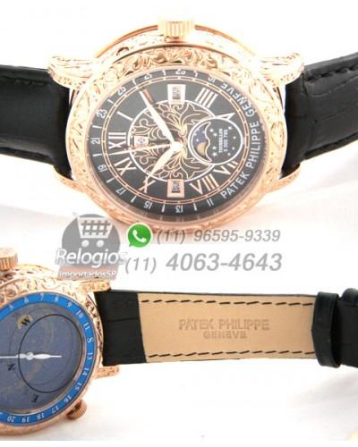 Relógios réplicas Patek Philipe