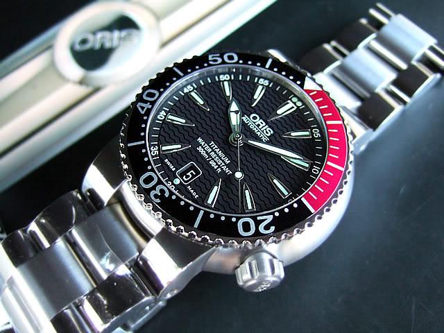 12c18773769 Réplicas de relógios Oris que você nunca viu!
