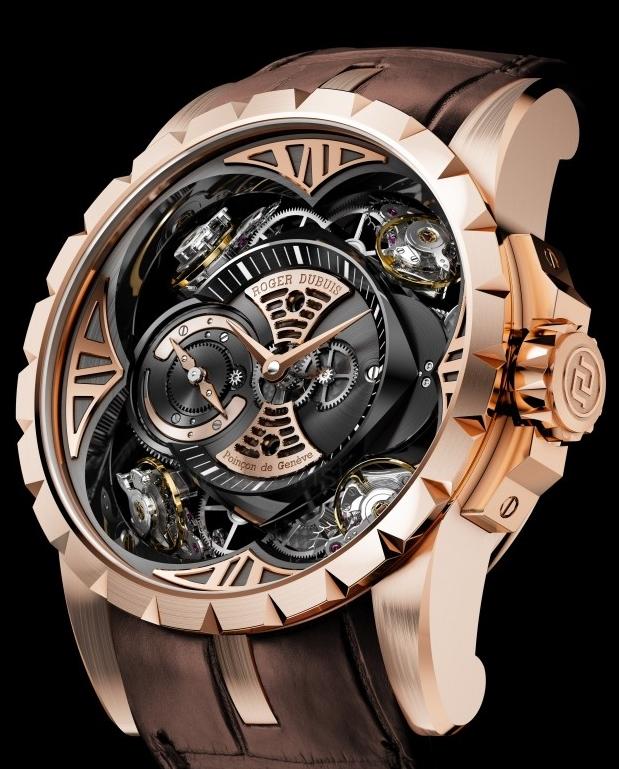 1d383dfbae2 Réplicas de relógios da Roger Dubuis mais incríveis