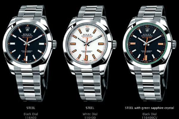 Rolex-Milgauss