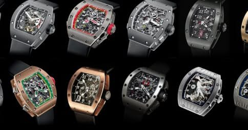 réplicas-de-relógios-richard-mille-watches