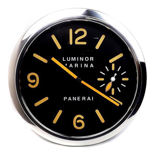Réplica de relógioPanerai Wall Clocks é estilo máximo nos detalhes