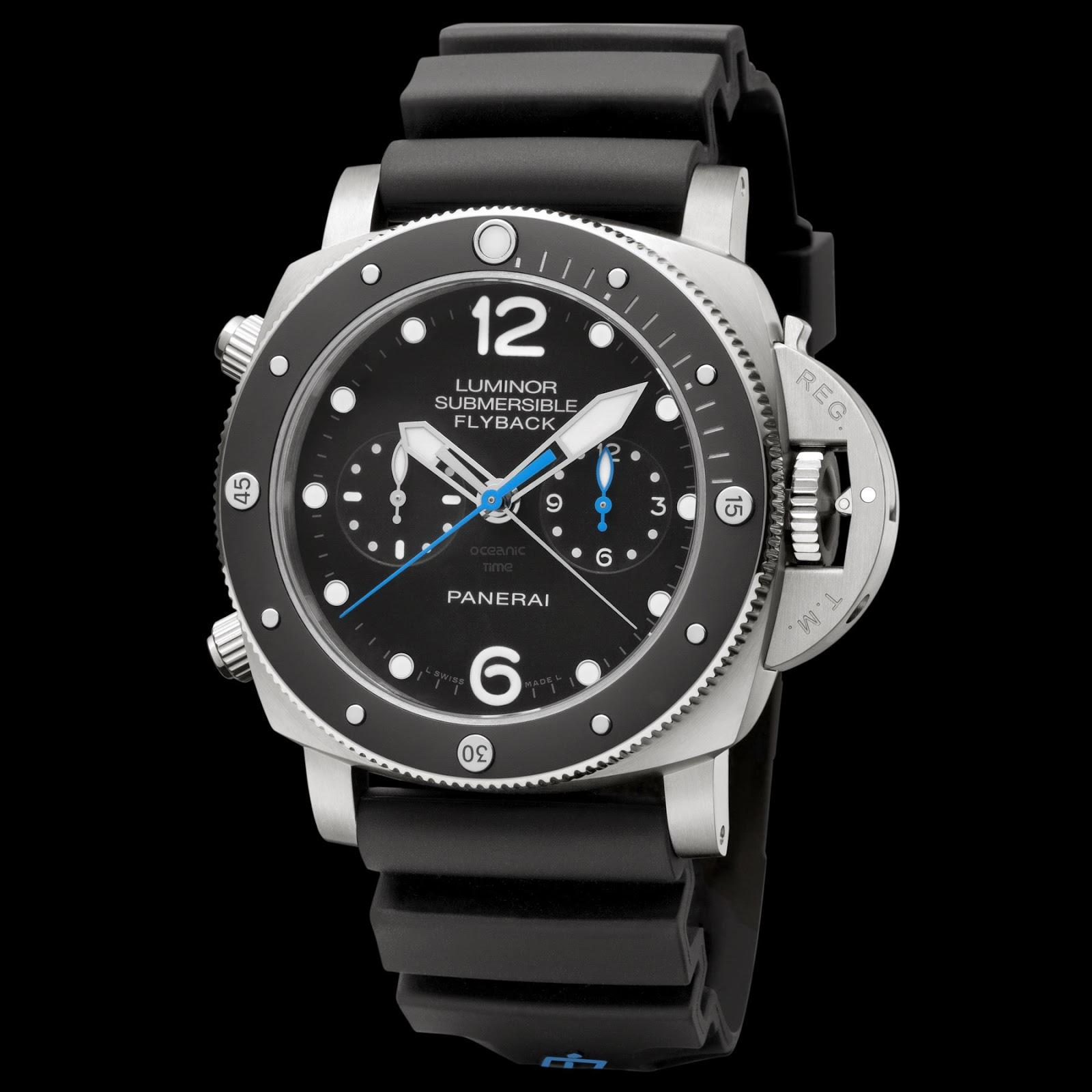 976dbe49fa3 Relógio Panerai Luminor Submersible  A Réplica dos Sonhos